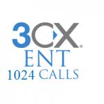 3cx 1024 calls